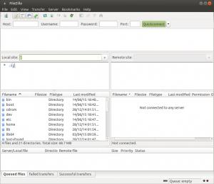 FileZilla (32-bit) 1