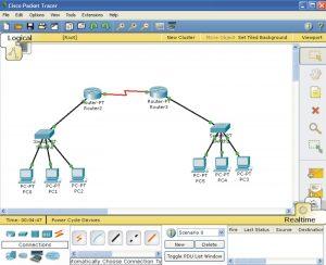 Cisco Packet Tracer (64-bit) 1