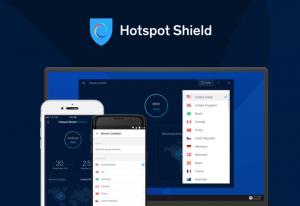 Hotspot Shield for pc 1