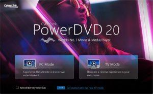 Cyberlink PowerDVD 1