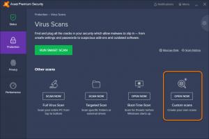Avast Free Antivirus 1
